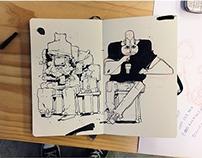 recent stupid drawn things