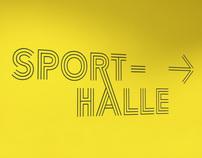 Sports hall – Chemnitz