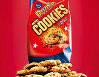 Fazer Dumle Mini Cookies