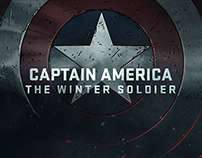 'Captain America 2' Title Sequence