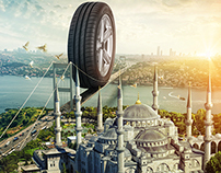 Goodyear Egypt Campaign