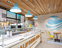 California Bliss Identity, global branding and retail