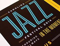 Carolina Jazz Festival 2014