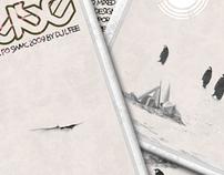 Design project for Dj L'fee. SWMC 2009