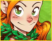 Marabaka - Summer avatars