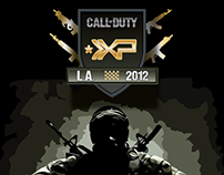 Call of Duty XP Poster & Logo