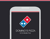 UX & Mobile First : Domino's Pizza