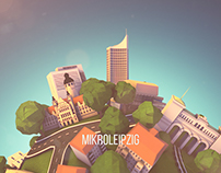 Mikroleipzig - 3D Content Creation Project