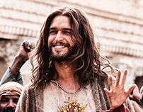 Sagrado Corazón de Jesús Foto Manipulación