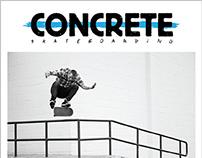 Concrete Skateboarding Magazine 2013 Photo Annual