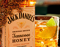 Jack Daniels Honey | CGI