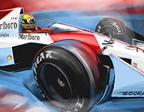 Automotive Paintings
