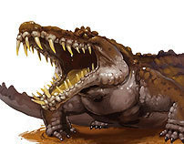 Prehistorical Chilean animal's