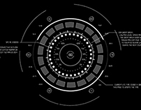 HUD & Infographic Elements