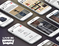 Levi's Mobile App