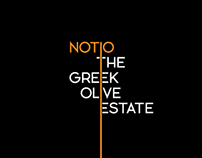 Notio, The Greek Olive Estate