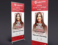 Roll Up Banner - InsideVisions