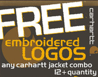 Carhartt Email Flyer