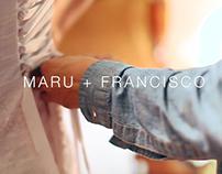 Video Maru+Francisco