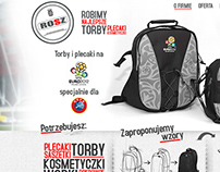 ROSZ - logo and website redesign