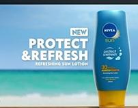 NIVEA - PROTECT & REFESH