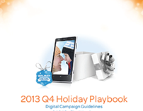 2013 Holiday Playbook