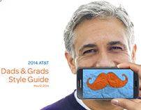 2014 Dads & Grads Style Guide