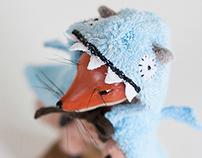 Baby Icebat Fox