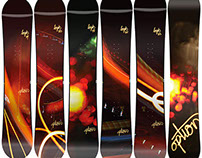 0809 Option Snowboard Designs