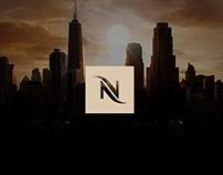 Nespresso IOS7 Concept