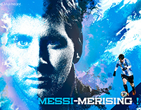MESSI-MERISING_Lionel Messi Wallpaper