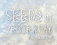 Seeds of Yesterday Kirigami Font   2014