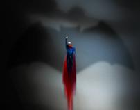Dawn of Justice (fan art)