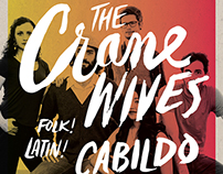The Crane Wives w/s/g Cabildo at Bell's Brewery