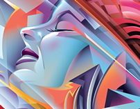 ADOBE CREATIVE CLOUD Vector Commission