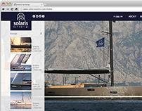 Solaris website proposal
