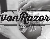 Men's shaving soap rebranding