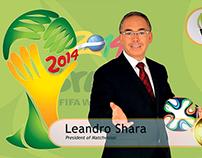 Mundial Sin Grupos   Mundial Brasil 2014