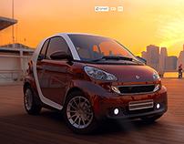 SMART Car - Campaign Concept, 4K UHD