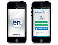 egitimnerede.com | Mobile User Interface Design