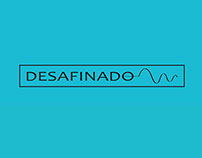 Desafinado, fashion inspired by Bossa Nova