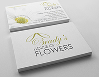Brady's House of Flowers