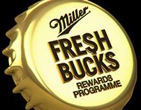 Miller FreshBucks | Crown Logo