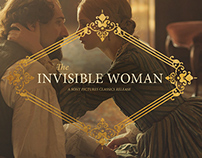 Invisible Woman Site Design