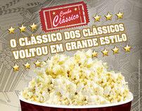 CINEMARK - O Clássico dos clássicos