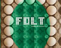 Modular Typeface FOLT