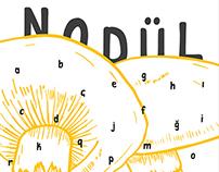 Handwriting Typeface NODÜL
