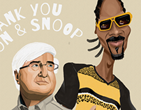 Ron Conway and Snoop