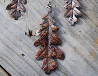 Copper Leaf Series