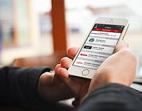 Human Resources - iOS App Design